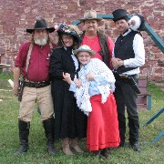A few of the Guthrie Gunfighters